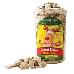 Peanut Butter Reindeer Food