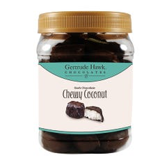 Dark Chocolate Chewy Coconut Tub
